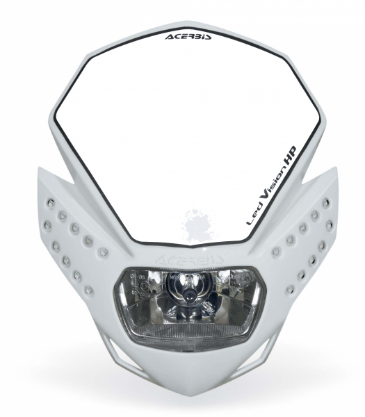Acerbis ACERBIS HEADLIGHT LED VISION HP WHITE