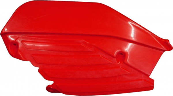 ACERBIS HANDGUARDS X FORCE SPOILER RED 13801R