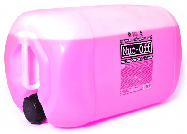MUC-OFF MOTORCYCLE CLEANER 25 LITRE 906