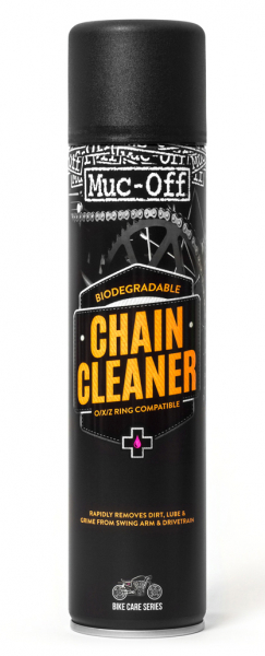 MUC-OFF MOTORCYCLE CLEANER CHAIN 400ml 650