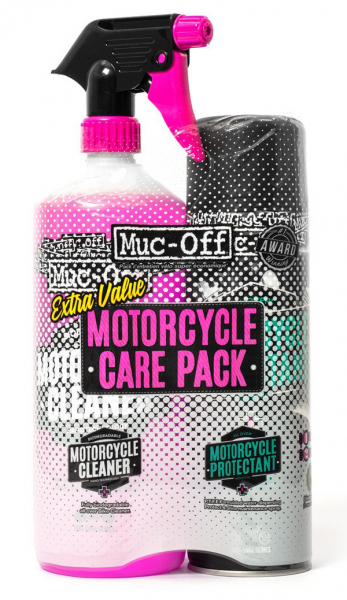 MUC-OFF MOTORCYCLE DUO CARE KIT 625