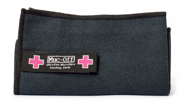 MUC-OFF MOTORCYCLE HELMET AND VISOR MICROFIBRE CLOTH 998