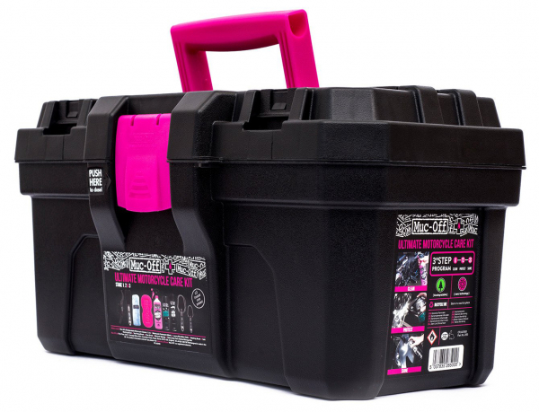 MUC-OFF MOTORCYCLE ULTIMATE KIT 285