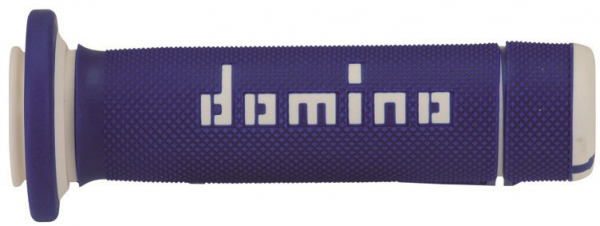 Domino DOMINO GRIPS ATV WHITE BLUE