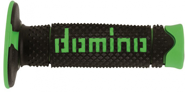 Domino DOMINO GRIPS MX A260 DIAMOND BLACK GREEN