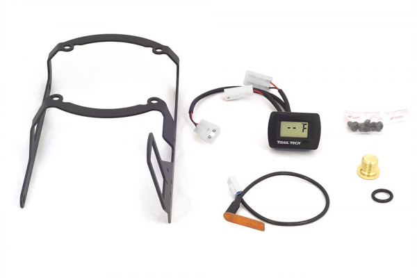 Trail Tech TRAIL TECH DIGITAL THERMO FAN OEM KTM UPGRADE BRACKET & GAUGE