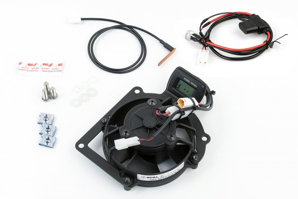 Trail Tech TRAIL TECH DIGITAL THERMO FAN KIT YZ-FX 15-16 YZF-FX 16-18