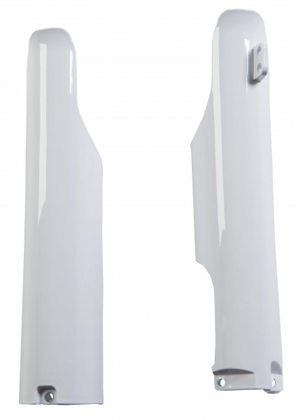 Acerbis ACERBIS FORK COVERS YAMAHA YZ 05-07 YZF 04-07 WHITE