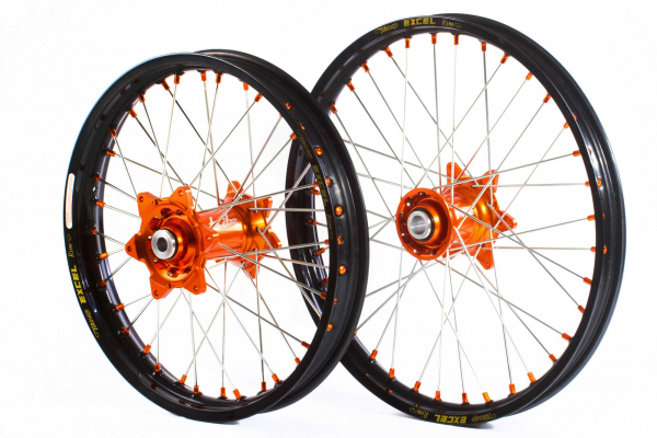 Kite Performance KITE WHEELS ELITE SX SXF 03-19 FC TC 14-19 ORANGE