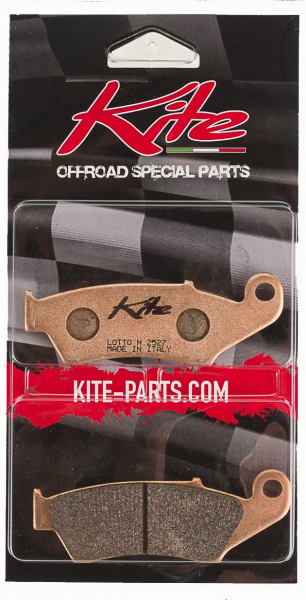 Kite Performance KITE BRAKE PADS FRONT HONDA KAWASAKI YAMAHA SUZUKI BETA