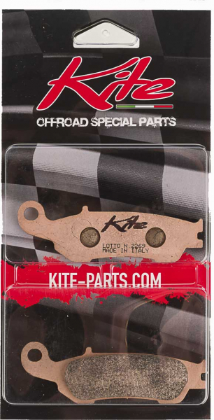 Kite Performance KITE BRAKE PADS FRONT YAMAHA YZ YZF 08>
