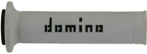 Domino DOMINO GRIPS ROAD A010 SLIM WHITE BLACK