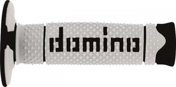 DOMINO GRIPS MX A260 DIAMOND WHITE BLACK 6041W