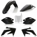 ACERBIS PLASTIC KIT HONDA CRF 450 08 BLACK 10295.0901