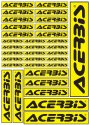 ACERBIS LOGO DECAL SHEET 6144