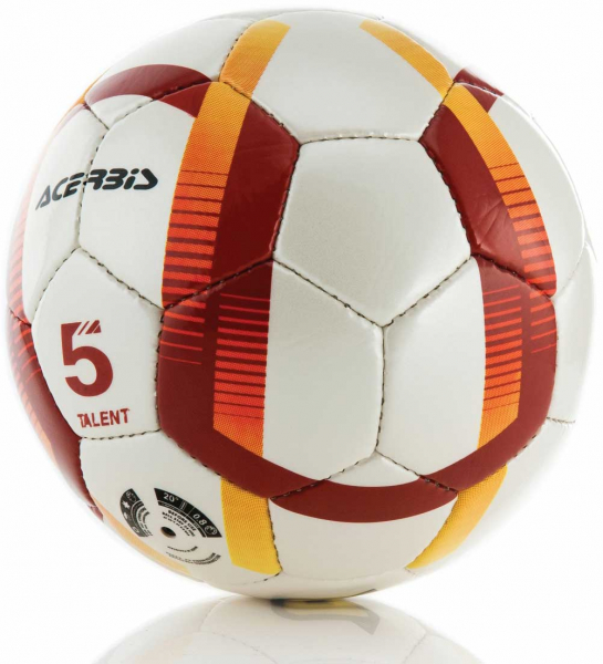 ACERBIS FOOT BALL SOCCER TALENT SIZE 5 RED 21984.110.005