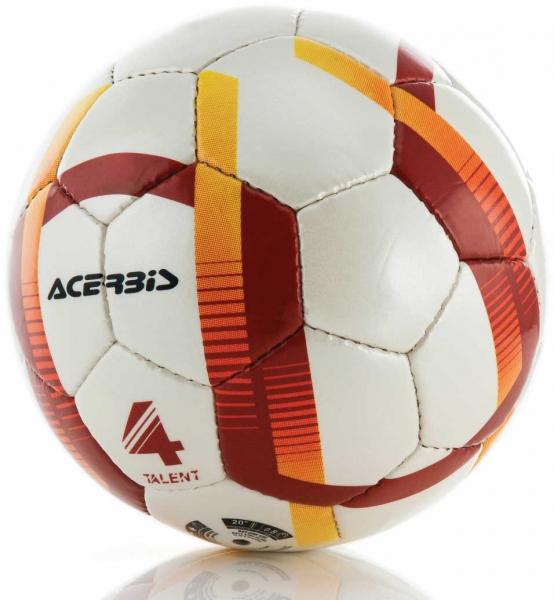 ACERBIS FOOT BALL SOCCER TALENT SIZE 4 RED 21984.110.004