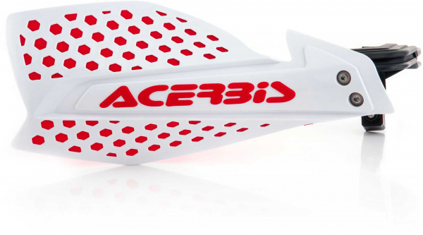 Acerbis ACERBIS HANDGUARDS X-ULTIMATE WHITE RED