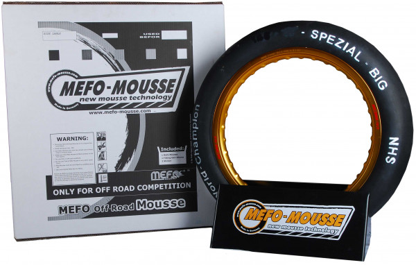 MEFO MOUSSE REAR 18 350/360mm RALLY MOM18-4