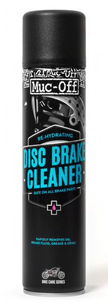 MUC-OFF MOTORCYCLE CLEANER DISC BRAKE 400ml 613