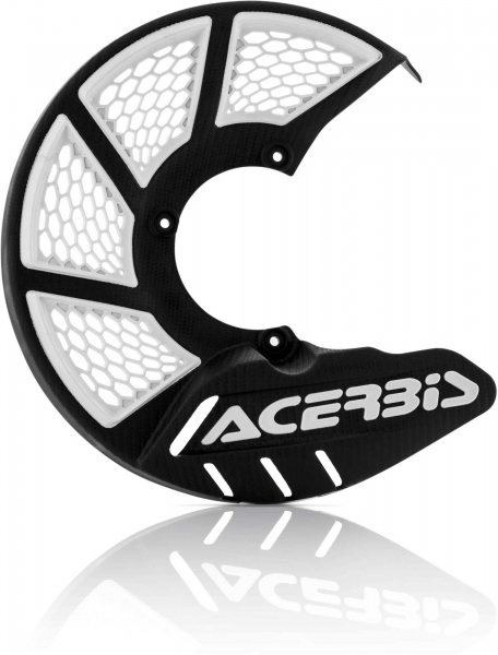 ACERBIS X-BRAKE 2.0 DISC COVER MINI BIKE BLACK-WHITE 22264.315
