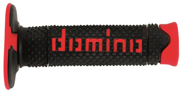 Domino DOMINO GRIPS MX A260 DIAMOND BLACK RED