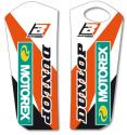 BLACKBIRD DECALS LOWER FORK KTM SX SXF 15-18 EXC EXCF 16-18 B5524