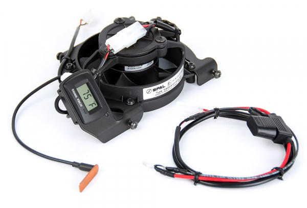 TRAIL TECH DIGITAL THERMO FAN KIT KTM EXC EXCF 03-07 732-FN4