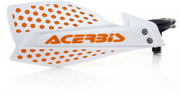 Acerbis ACERBIS HANDGUARDS X-ULTIMATE WHITE ORANGE
