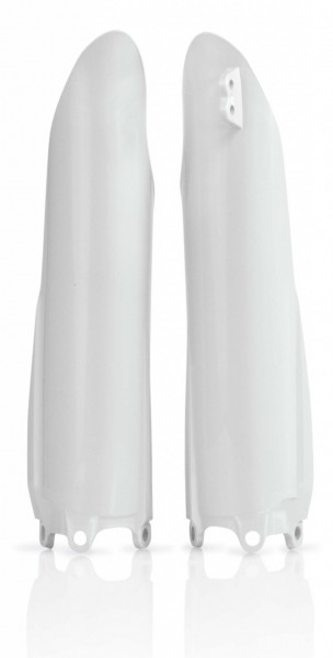 Acerbis ACERBIS FORK COVERS YAMAHA YZF 08-09 WHITE