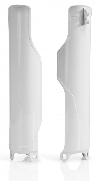 Acerbis ACERBIS FORK COVERS CR 125 250 04-07 CRF 250 450 04-18 WHITE