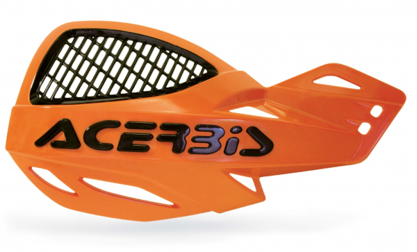 Acerbis ACERBIS HANDGUARDS UNIKO VENTED ORANGE BLACK