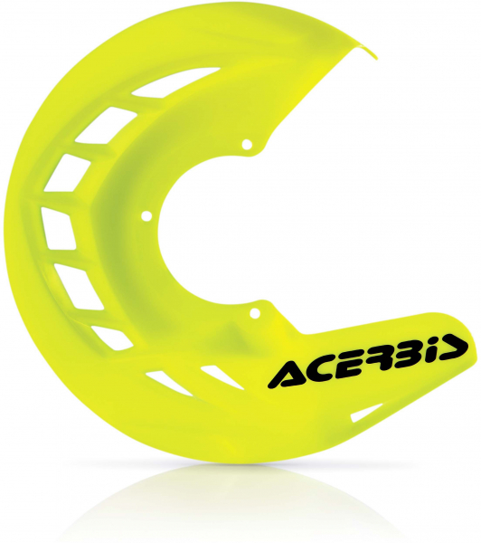 ACERBIS X-BRAKE DISC COVER FLO YELLOW 16057.061