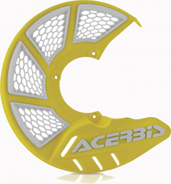 Acerbis ACERBIS X-BRAKE 2.0 DISC COVER YELLOW-WHITE