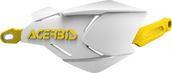 Acerbis ACERBIS HANDGUARDS X-FACTORY WHITE YELLOW