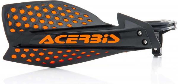Acerbis ACERBIS HANDGUARDS X-ULTIMATE BLACK ORANGE