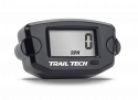 TRAIL TECH TTO DIGITAL TACH / HOUR GAUGE RESETTABLE 742-A00
