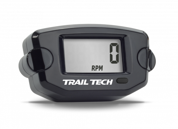Trail Tech TRAIL TECH TTO DIGITAL TACH / HOUR GAUGE RESETTABLE