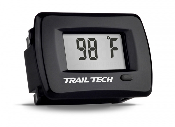 Trail Tech TRAIL TECH TTO DIGITAL SWITCHING TEMPERATURE METER FAN COMPUTER