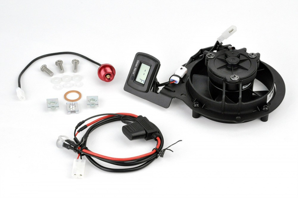 Trail Tech TRAIL TECH DIGITAL THERMO FAN KIT HONDA CRF 250X 450X 04-16