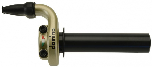 DOMINO THROTTLE KRE 4T KTM SXF GOLD 3358