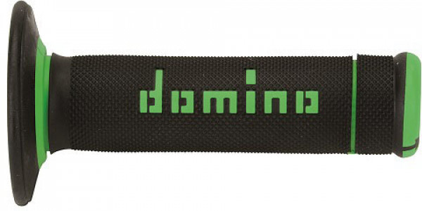 Domino DOMINO GRIPS MX A190 SLIM BLACK GREEN