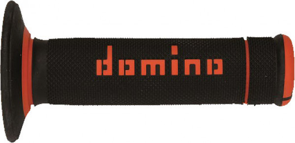 Domino DOMINO GRIPS MX A190 SLIM BLACK ORANGE
