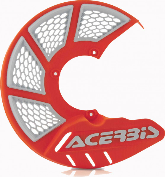 Acerbis ACERBIS X-BRAKE 2.0 DISC COVER ORANGE-WHITE