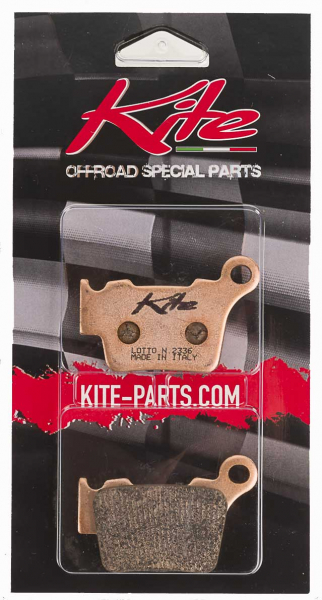 Kite Performance KITE BRAKE PADS REAR KTM HUSQVARNA SHERCO