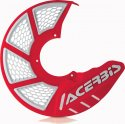 ACERBIS X-BRAKE 2.0 DISC COVER RED-WHITE 21846.110
