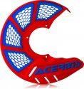 ACERBIS X-BRAKE 2.0 DISC COVER RED-BLUE 21846.344