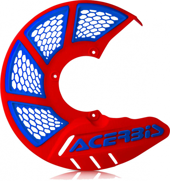 Acerbis ACERBIS X-BRAKE 2.0 DISC COVER RED-BLUE