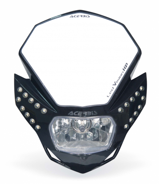 Acerbis ACERBIS HEADLIGHT LED VISION HP BLACK
