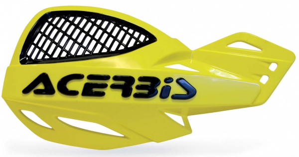 Acerbis ACERBIS HANDGUARDS UNIKO VENTED YELLOW BLACK
